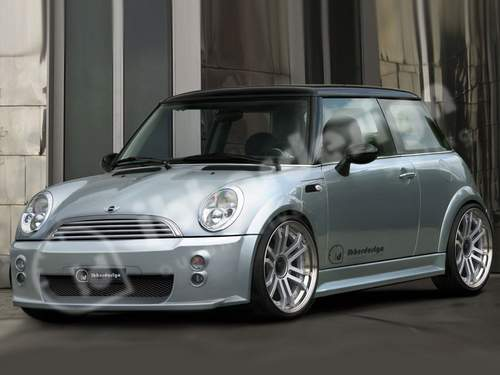 Kit carroceria completo Ibherdesign Fletcher para Mini Cooper