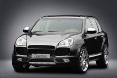 Kit completo Porsche Cayenne y Cayenne S Caractere