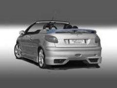 Aleron especial Peugeot 206 CC Kit Cadamuro