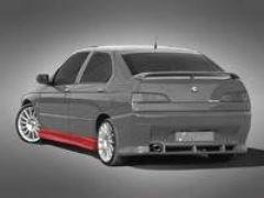 Faldones laterales taloneras Alfa Romeo 146 Kit Cadamuro
