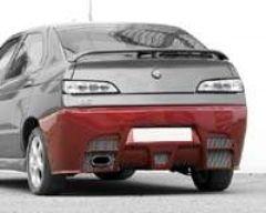Parachoques trasero Pista Alfa Romeo 146 Kit Cadamuro