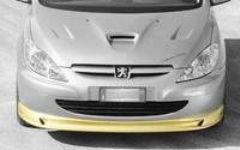 Añadido Parachoques delantero Peugeot 307 Kit EVO Cadamuro