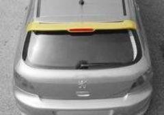 Aleron trasero Peugeot 307 kit EVO y Sport Cadamaro