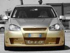 Parachoques delantero con hueco antinieblas VW Golf V Kit GT 5 C