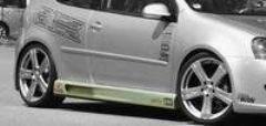 Faldones laterales taloneras VW Golf V Kit Cadamuro