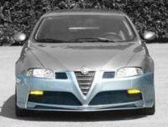 Parachoques delantero + spoiler grande Alfa Romeo GT kit Cadamu