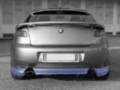 Spoiler parachoques trasero Alfa Romeo GT kit Cadamuro