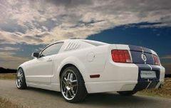 Tapas cubre ventanillas para Ford Mustang kit Konigseder