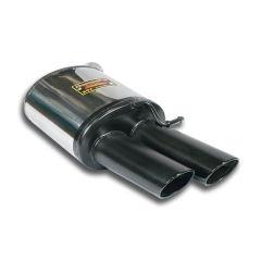 Escape final Izquierdo 100x75 Negro AUDI A8 S8 QUATTRO 4.0 TFSI V8 (520 Cv) 2012 -