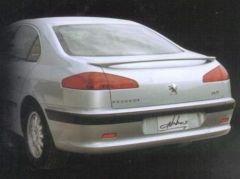 Aleron de maletero sport para Peugeot 607