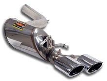 Escape final Izquierdo 120x80 MERCEDES W204 C63 AMG V8 (Berlina + S.W.- 456 Cv) 2007 -