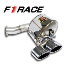 Escape final Derecho F1 Race 120x80 MERCEDES R230 SL 65 AMG V12 Bi-Turbo 08 -