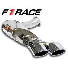 Escape final Izquierdo F1 Race 120x80 MERCEDES R230 SL 65 AMG V12 Bi-Turbo 08 -