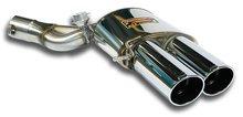 Escape final Derecho OO100 con valvula BMW F10 M5 V8 2012 ->