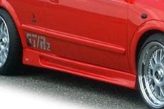 Taloneras para Opel Astra Coupe kit GT R2 Lumma tuning