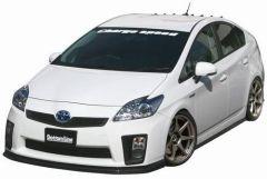 Spoiler Parachoques Delantero Chargespeed para Toyota Prius 3 Hybrid 09-Bottom line