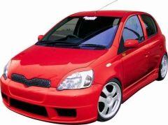 Parachoques Delantero Chargespeed para Toyota Yaris NCP10 03-06