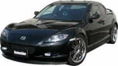 Taloneras Laterales Chargespeed para Mazda RX-8 SE3P BottomLine FRP