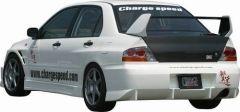 Parachoques Trasero Chargespeed para Mitsubishi Lancer EVO IX CT9A