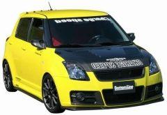 Spoiler Parachoques Delantero Chargespeed para Suzuki Swift II Sport 05-Bottomline