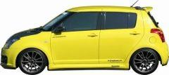 Taloneras Laterales Chargespeed para Suzuki Swift II Sport 05-BottomLine