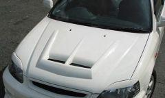 Capo Delantero + Entrada aire Chargespeed para Honda Civic EK 2/3/4 puertas 96-01