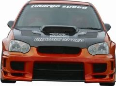 Capo Delantero + Entrada aire Chargespeed para Subaru Impreza GDB (C/D/E)