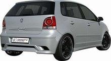 Parachoques trasero Carzone para VW Polo 9N2 8/05-Atomic
