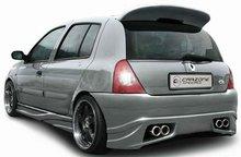 Aleron de techo Carzone para Renault Clio II 6/98-9/05 V6 Cup