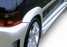 Paso de rueda Trasero derecho para Citroen Saxo I/II 96-03 B