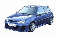 Parilla deportiva Carzone para Citroen Saxo II 99-03