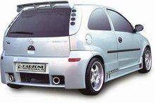 Aleron de techo Carzone para Opel Corsa C 00-Scorpion