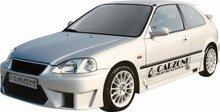 Parachoques delantero Carzone para Honda Civic 11/99-01 Gravety