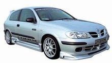 Spoiler parachoques delantero Carzone para Nissan Almera 00-03 Sirius