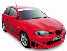 -Taloneras faldones laterales Carzone para Seat Ibiza/Cordoba 6L 3/5drs 02