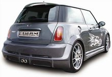 Parachoques trasero Carzone para BMW New Mini -06 Strada