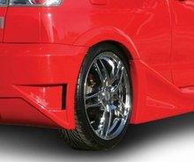 Paso de rueda Trasero derecho para Seat Ibiza 6K2 99-02 S