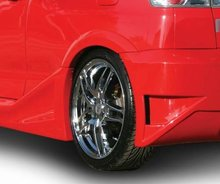 Paso de rueda Trasero izquierdo para Seat Ibiza 6K2 99-02 S