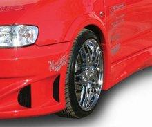 Paso de rueda Delantero izquierdo para Seat Ibiza 6K2 99-02 S