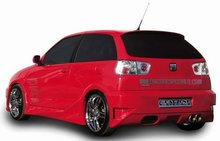 Parachoques trasero Carzone para Seat Ibiza 6K2 99-02 Samurai