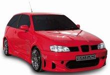 Taloneras faldones laterales Carzone para Seat Ibiza 6K2 3drs 99-02 Samura