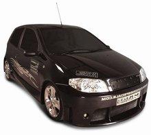 Parachoques delantero Carzone para Fiat Punto III 03-Scorpion
