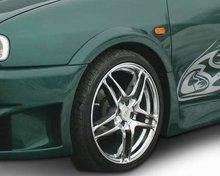 Paso de rueda Delantero izquierdo para Seat Ibiza 6K 96-99 Sa