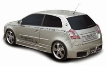 Parachoques trasero Carzone para Fiat Stilo 3drs Futura