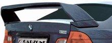 Aleron de maletero Carzone para BMW 3 E46 Sedan Evolution III