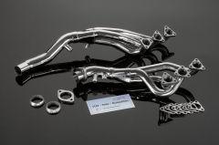 Colectores de acero inoxidable para Wiesmann MF3 Roadster ab 2002