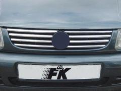 Calandra cromada para VW Polo (Tipo 6N), Cromado