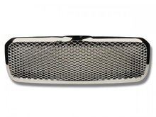 Parrilla de ABS deportiva para Skoda Octavia (Tipo 1U) Año de constr. 97-00