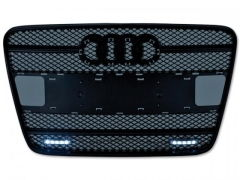 Parrilla delantera ABS para Audi Q7 (Tipo 4L) Año de constr. 05-09