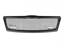 Parrilla de ABS deportiva para Skoda Octavia (Tipo 1Z) Año de constr. 04-08